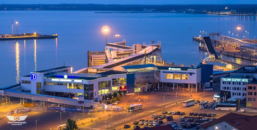 D Terminal Tallinna sadam